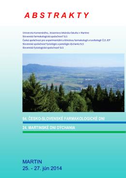 Zborník abstraktov na stiahnutie (*.pdf).