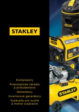 Katalog náradia Stanley - stanley