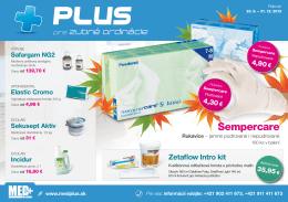 Sempercare - Stomatologické potřeby Medplus