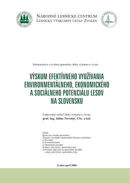 Správa pre úvodnú oponentúru úlohy výskumu a vývoja