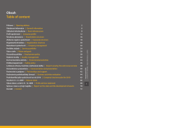 18 Hodnotenie podnikateľskej činnosti Business activities evaluation
