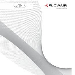 CENNÍK - FLOWAIR