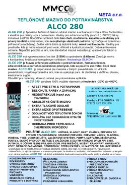 ALCO 280 - mmcc.sk