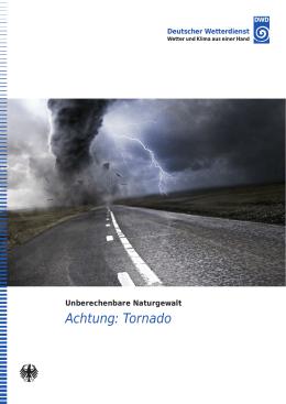Achtung: Tornado - Deutscher Wetterdienst