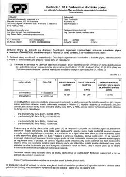 SPP - dodatok k zmluvám [PDF]