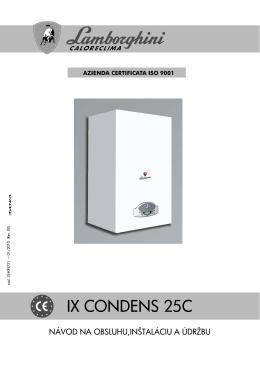 IX CONDENS 25C