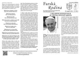 2014_33 Farska_rodina
