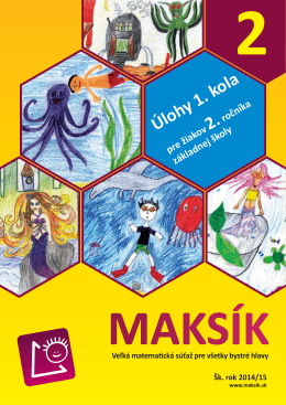Zadanie - MAKSÍK