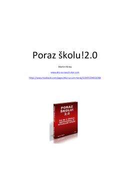 Ukážka e-kniky