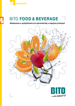 BITO FOOD & BEVERAGE Bito-INT:/Unternehmen/Downloads