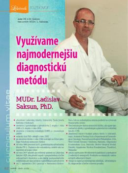Lekarnik 06_2014_01.indd - Nemocnica Košice