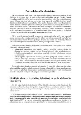 článku - Patentovat.sk