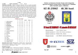 Michaľany - FK Pokrok SEZ Krompachy