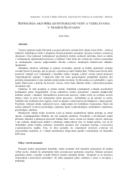 Celý text v dokumente PDF
