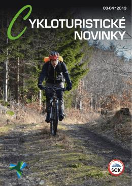 !Cykloturistické novinky 03-04-2013