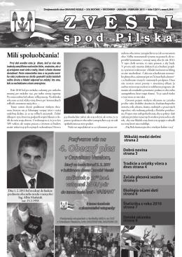 Zvesti spod Pilska 11-01.indd