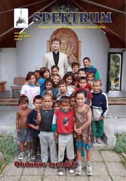 Obdobie zrelosti - Rímskokatolícka farnosť Víťaz