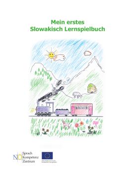 Mein erstes Slowakisch Lernspielbuch