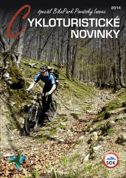 !Cykloturistické novinky 2014