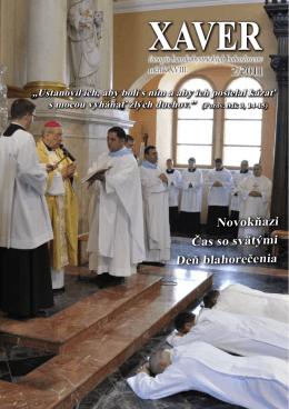 2/2011 - Kňazský seminár