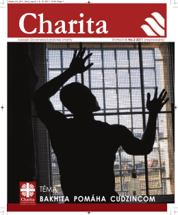 Charita 3 / 2011
