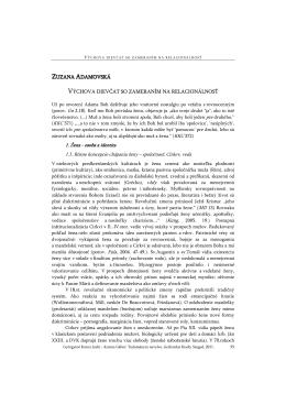 Adamovská, Zuzana _TS