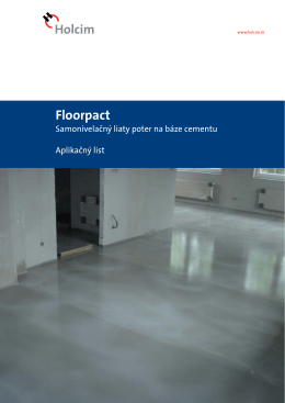 Floorpact