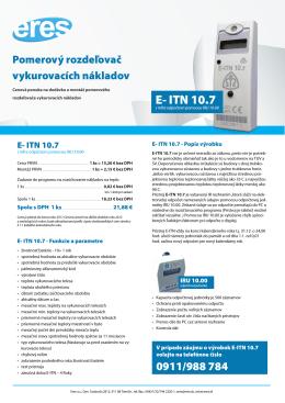 E- ITN 10.7