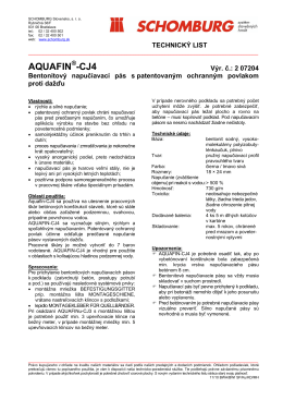 AQUAFIN -CJ4