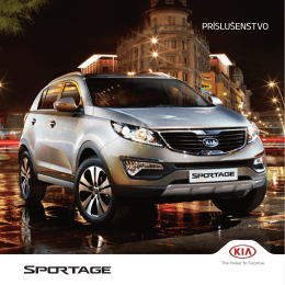 Sportage - ARAVER as