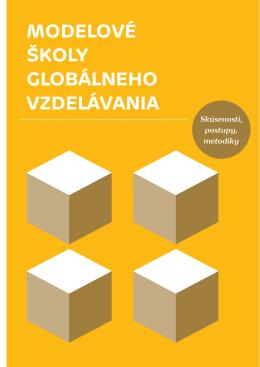 Modelové školy globálneho vzdelávania