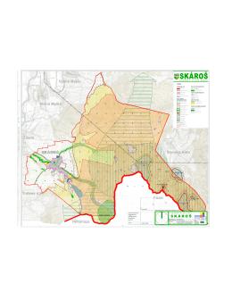 Územný plán obce Skároš