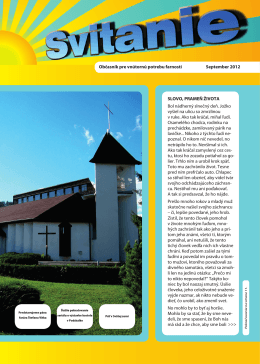 svitanie-september-2012 farebné CTP.indd