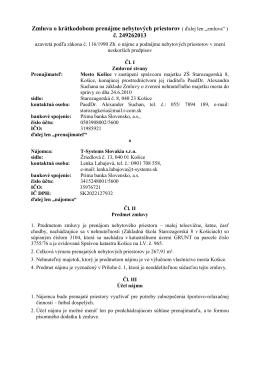 249262013 - ZŠ Starozagorská 8, Košice