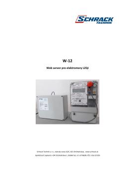 W-12 - lzqj.sk