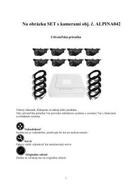ALPINA042-700TVL kamerový set.pdf