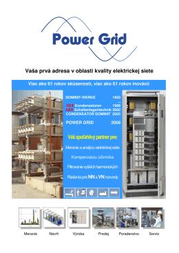 Katalóg 2011 - Power