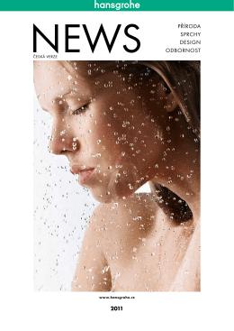 HANSGROHE časopis news 2011