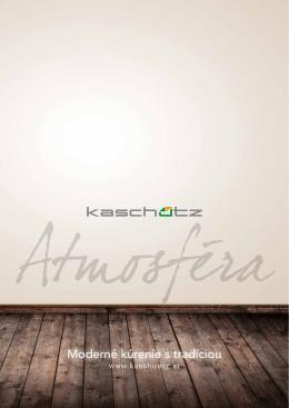 Katalóg KASCHÜTZ - súbor pdf