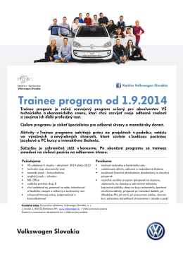 VW SK_Trainee Program 2014_2015.pdf
