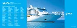 okružné plavby luxusné lode 2011