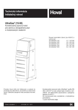 UltraGas® (15-50)