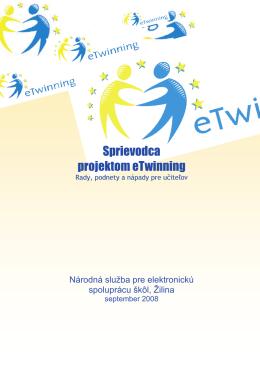 Sprievodca projektom eTwinning
