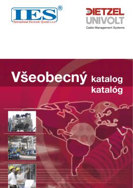 dietzel univolt vseobecny katalog 2012