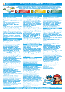 07.06.2013 info brigády 2313.cdr - ICM