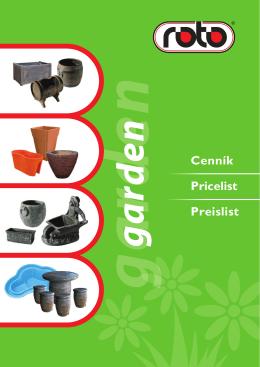 Garden - vyrobkyzplastu.sk