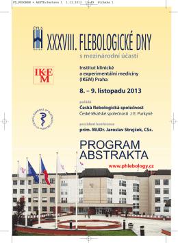 Sestava 1 - Česká flebologická společnost