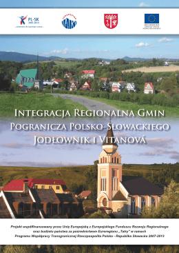 Integracja Regionalna Gmin Jodłownik i Vitanová