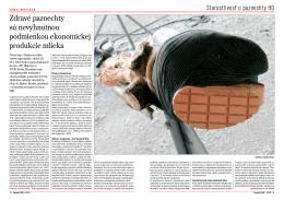 článok z magazínu Slovenský chov 4/2012 vo formáte PDF