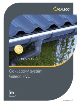 Galeco PVC System